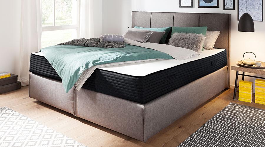 schlafzimmer interliving thiex. Black Bedroom Furniture Sets. Home Design Ideas